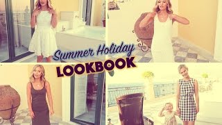 Summer Holiday Lookbook! | Anna Saccone