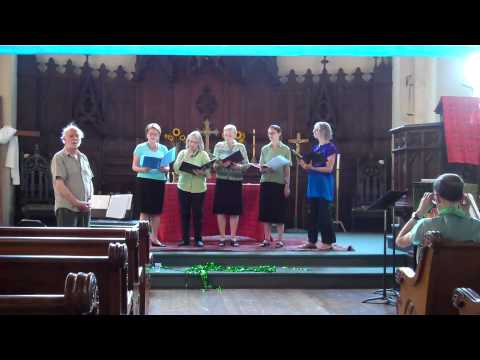 Friends of the Solstice sing Beauty and Someruh