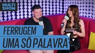 TAG: Só Uma Palavra   Ferrugem + Sofia Oliveira   Prezinha de Boa BoA 検索動画 10