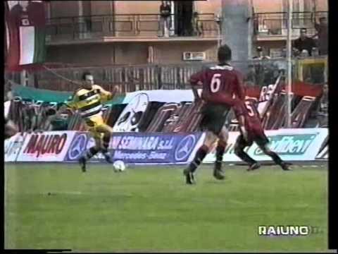 REGGINA-PARMA 2-2 STAGIONE 1999-2000