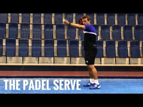 Padel Serve