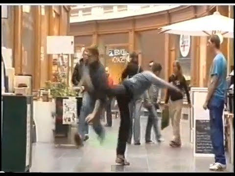 Hidden Cam Gags Goes Wrong FAIL Martial Art