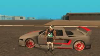 GTA SA ANDROID | INFERNUS V910 BY BLUERAY SOLO DFF | Shining Shine