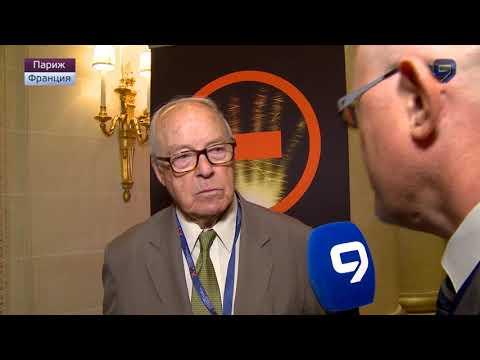 """Ханс Бикс (Hans Blix), интервью программе """"Война и Мир"""""""