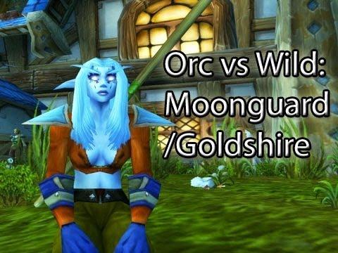 Orc vs Wild: