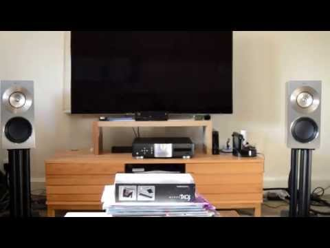 Chord Electronics 2Qute Review Music Video