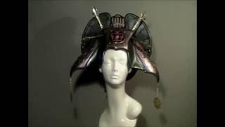 『花魁』のような『 和髪 』をモチーフにしたヘッドドレスの 改良バージ...