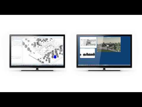 Allplan Engineering 2016 - Feature: Multi-Display-Support