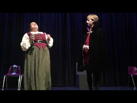 The Mechanicals: Shakespeare Improvised Performance at Coup de Comedy 2015
