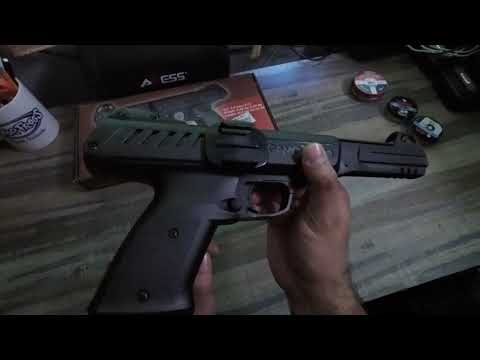 #17 Pistola Gamo P900