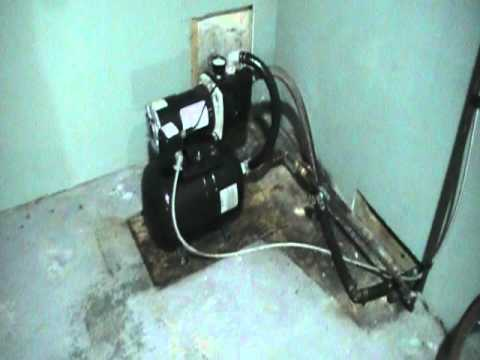 A Few Tips For Pump Installations On A Shallow Well And