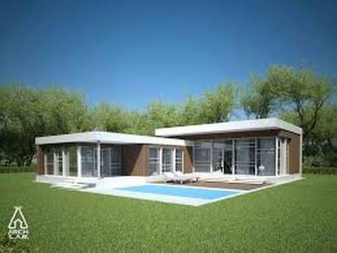 Minecraft como hacer una casa moderna episodio 2 for Design casa moderna