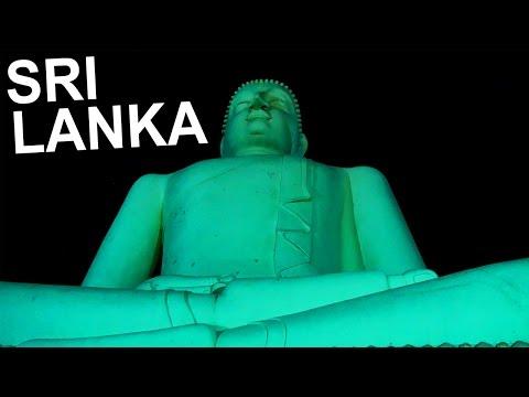 🇱🇰 BUDDA PATRZY Z GÓRY, KURUNEGALA, SRI LANKA #477