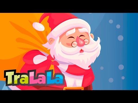 Moș Crăciun cu plete dalbe - Cântece de iarnă pentru copii