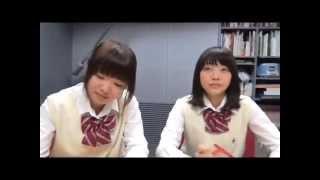 SKE48 150528 矢方美紀vs二村春香