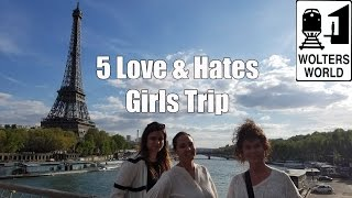 GIRLS TRIP - 5 Things You Will LOVE & HATE About GIRLS TRIP