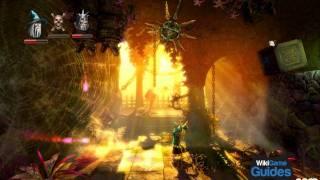 Trine 2 Walkthrough - Shadowed Halls (Chapter 6)   WikiGameGuides