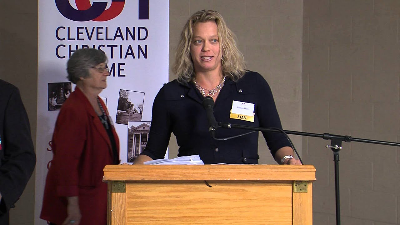 Cleveland Christian Home Honors Mary Beth Cascio With The 2013 Invest In Children Award
