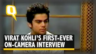 Early Beginnings: Watch an 18-Yr Old Virat Kohli's First Interview | The Quint