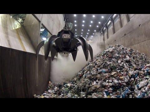 Cómo transformar la basura en energía
