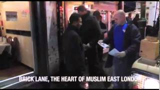 Britain First set up Christian Patrol to harass Muslims in London