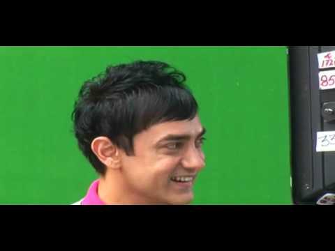 Ghajini -  Behka Making Video