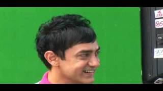 Ghajini -  Behka Making Video