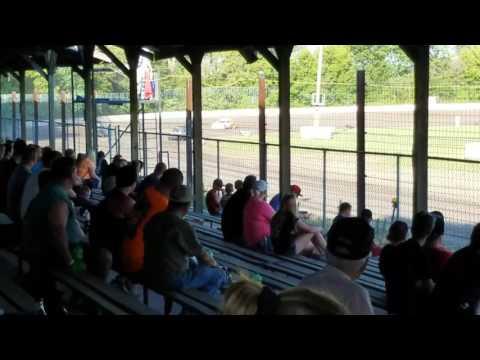 Dustin Virkus @ KRA Speedway- Heat 7.6.17