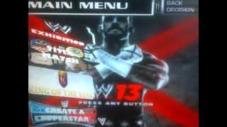 WWE SmacDown Vs Raw 2013 Gameplay (PC) + Download Link !