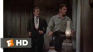 Gunfight at the O.K. Corral (2/9) Movie CLIP - You're Getting Out of Here (1957) HD