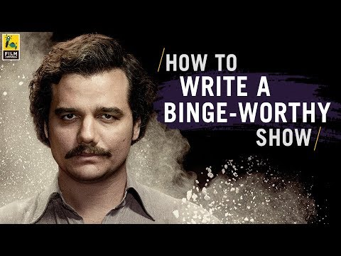 Interview With Narcos Co-Creator Chris Brancato, Carole Kirschner and Siddharth Roy Kapur