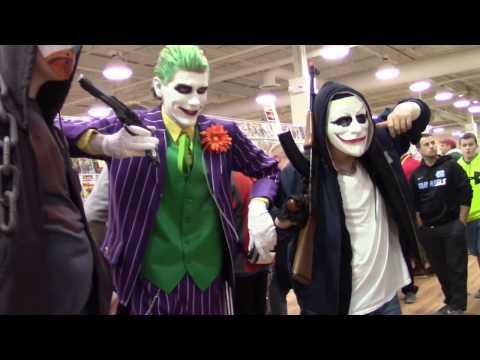 Roanoke Valley Comic Con 2016