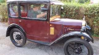 Mark Driving Austin 7 5)