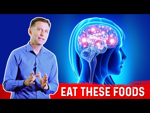 The Best Anti-Aging Foods for the Brain