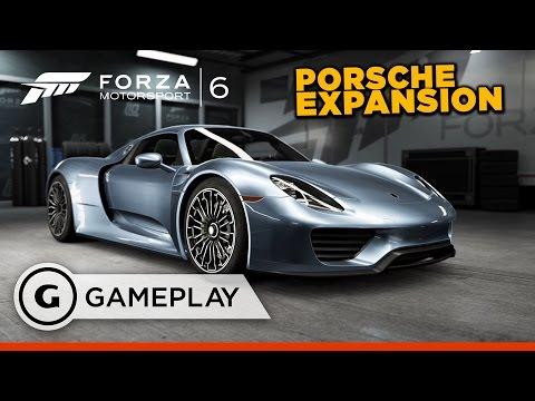 Porsche Expansion Gameplay - Forza Motorsport 6