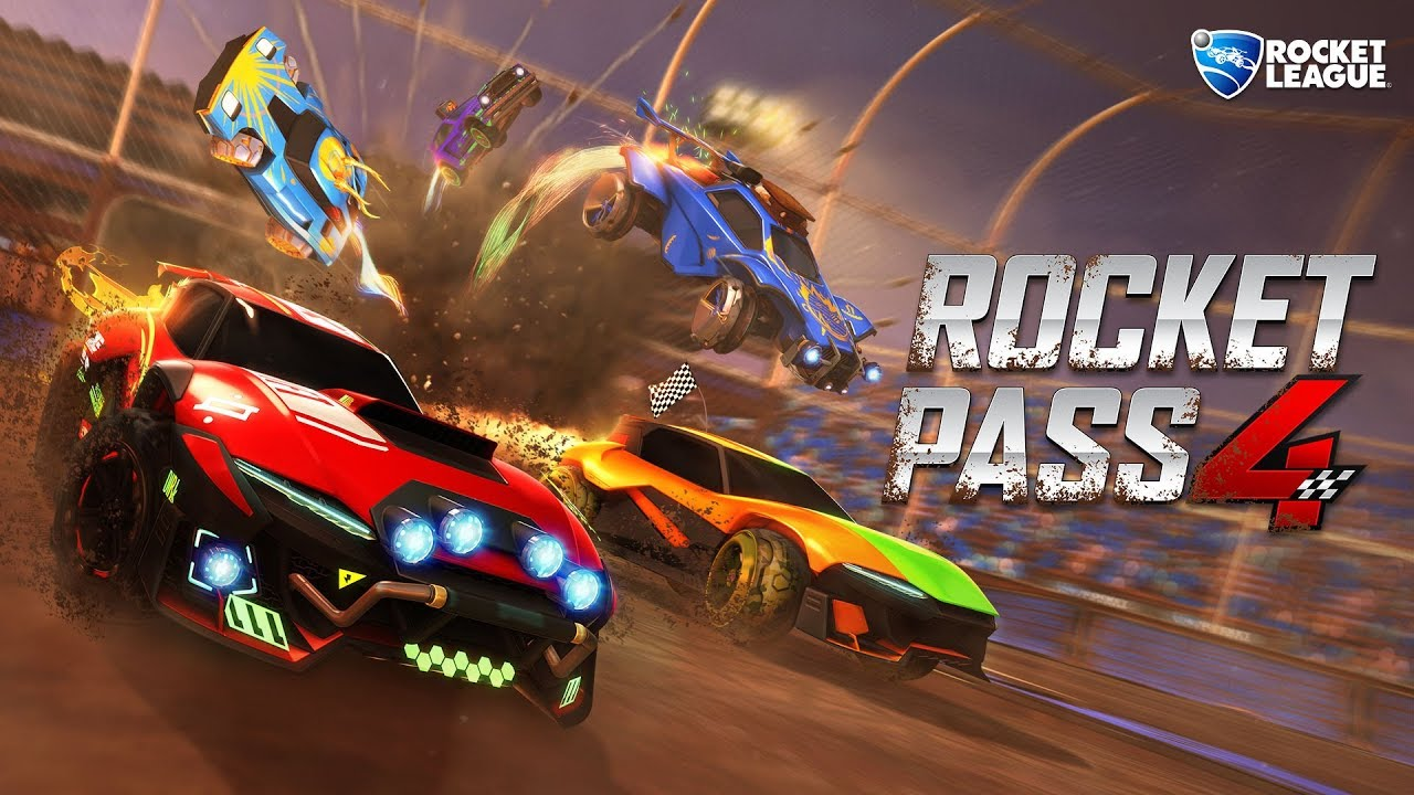 Rocket Pass 4 in Rocket League brings with it a new rally