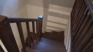 Лестницы деревянные Санкт-Петербург. Деревянные лестницы второго этажа(, 2013-11-22T02:59:52.000Z)