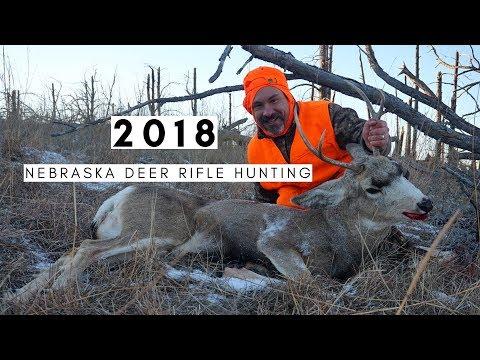 2018 Nebraska Deer Rifle Hunting