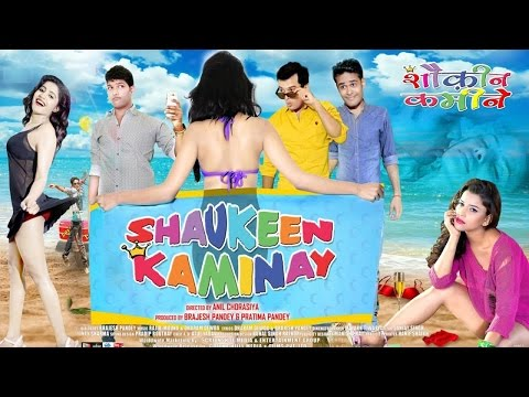 Shaukeen Kaminay Latest Hindi Full Movie   Kartik Gaur, Sahil Garg, Seema Bilong, Ankit Gajera,