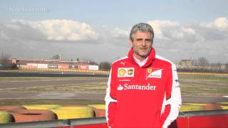 F1 2015 - Ferrari - Interview with Maurizio Arrivabene (Ferrari SF15-T launch)