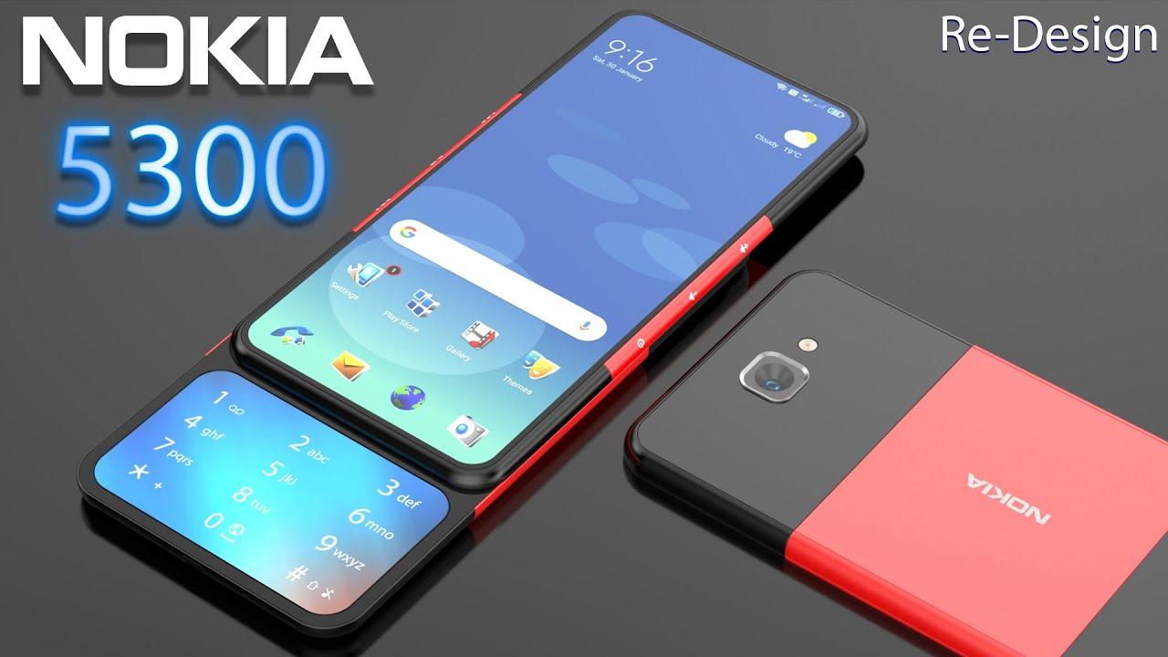 Download Nokia 5300 Re-Design Concept Introduction