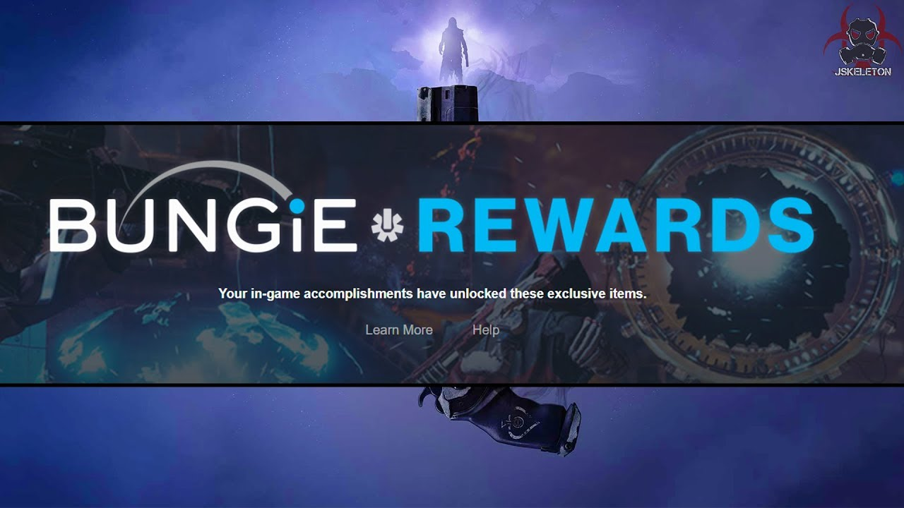 Destiny 2 - NEW Bungie Rewards Program Explained! (In Game Accomplishments  - Real Rewards)