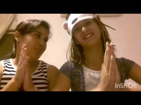 what is in my mouth  challenge? ! with zeina