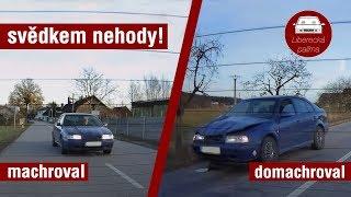 Zasahoval jsem u nehody, které jsem byl svědkem / Liberecká palírna #41