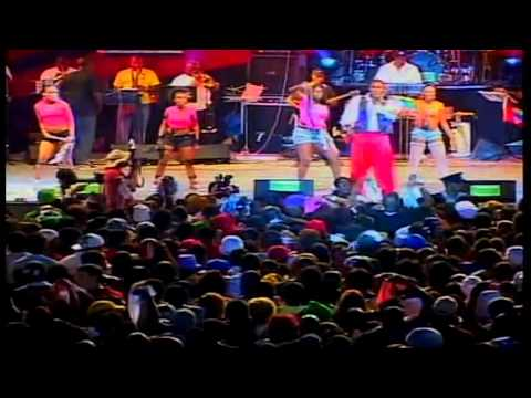 Sleepy   Olay, Live! Antigua Carnival 2010