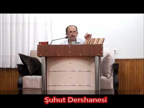 Said Sulak Abi... Risale-i Nur Sohbeti,Şuhut
