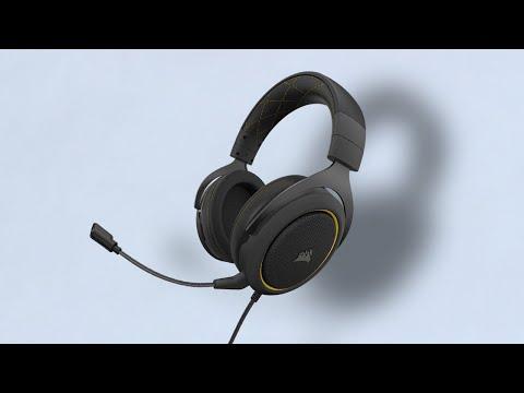 Corsair HS60 PRO Surround Headset - Review
