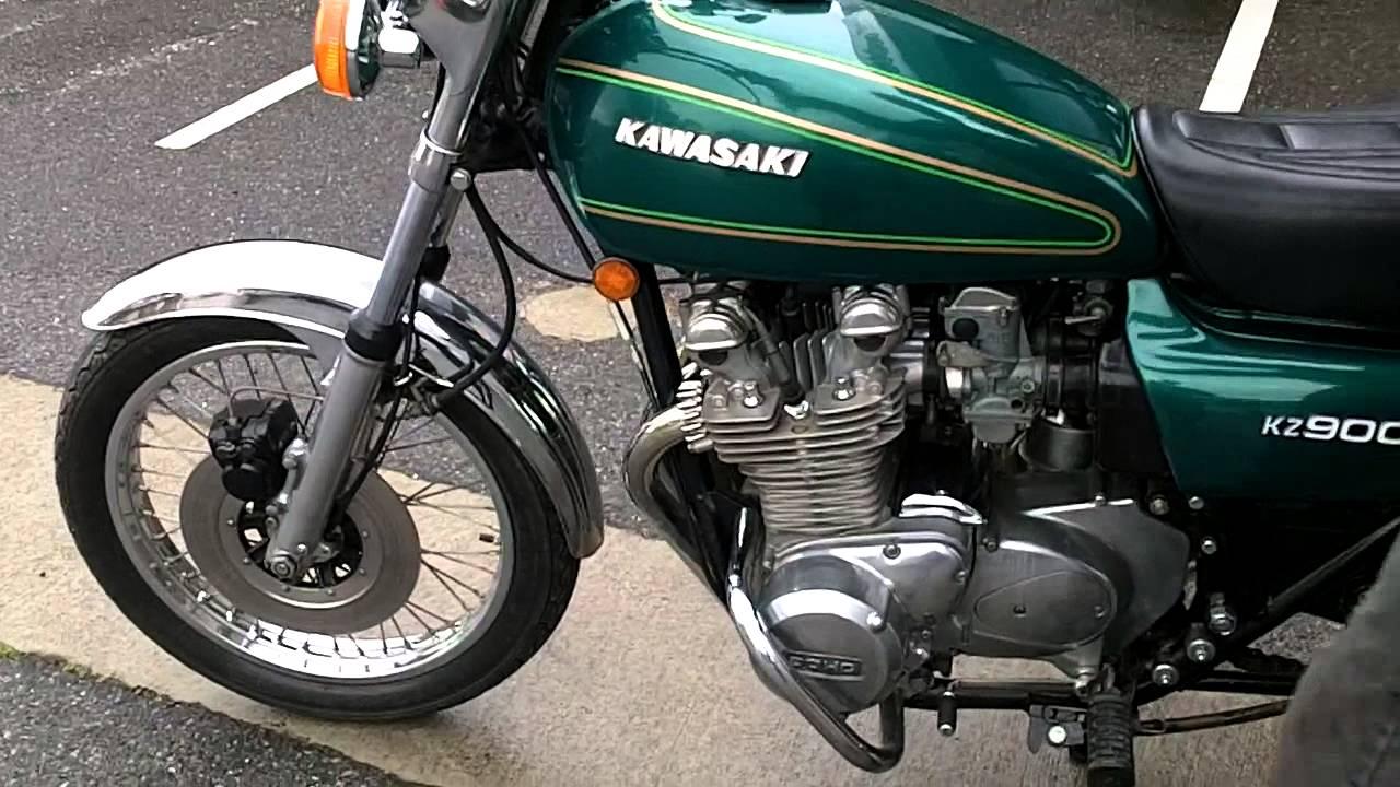 Kawasaki 900 Z1 1975 de 1975 doccasion - Motos anciennes