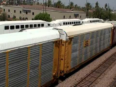 Trains Riverside California 8 21 11