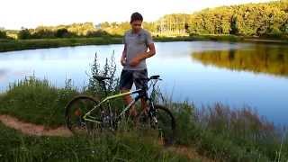 Обзор велосипеда Forward 1420(Сегодня на нашем обзоре Forward 1420. Давайте узнаем может ли быть хорошим велосипед за столь небольшие деньги., 2015-07-22T10:20:35.000Z)